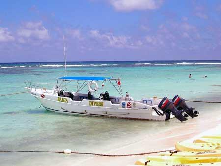 Bahia Dive Boat