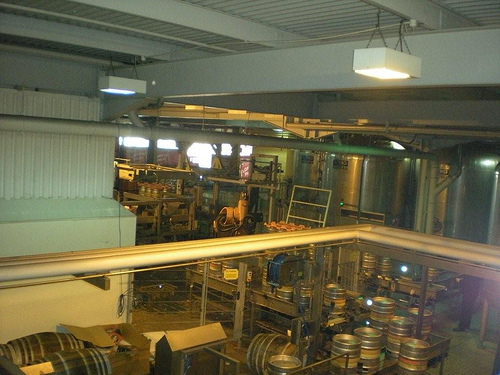 Fullers Brewery Tour (2)