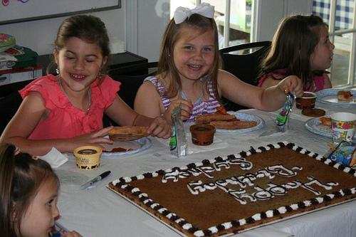 Sydney's Birthday (1)