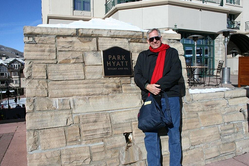 Ray Stevens at Park Hyatt