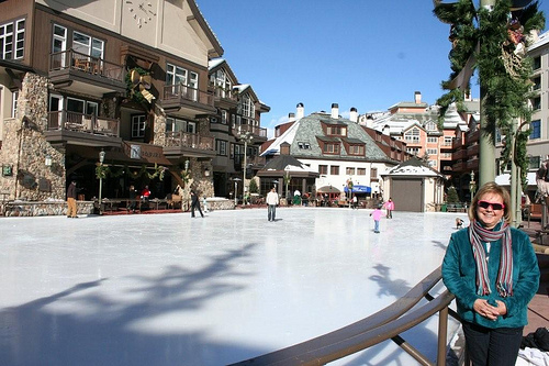 Sheila at the Ice Rink (1)