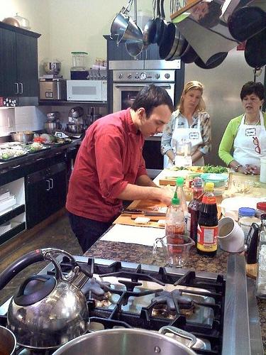 Sur La Table Cooking Class (6)
