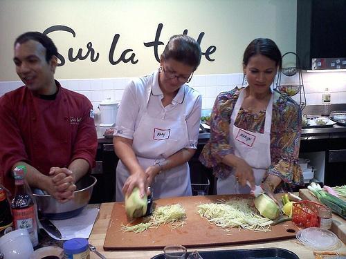 Sur La Table Cooking Class (7)