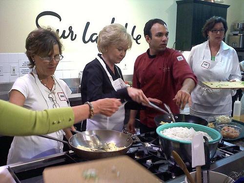 Sur La Table Cooking Class (12)
