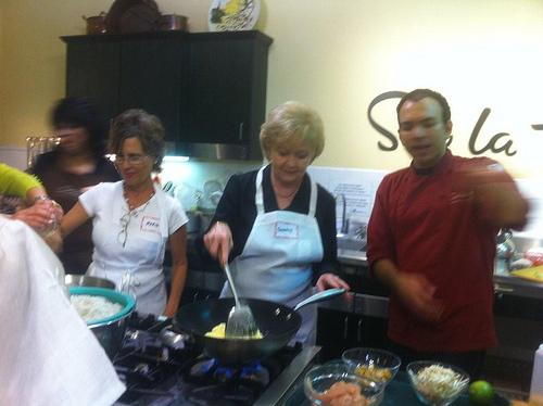 Sur La Table Cooking Class (14)