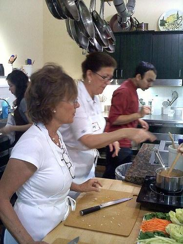 Sur La Table Cooking Class (1)