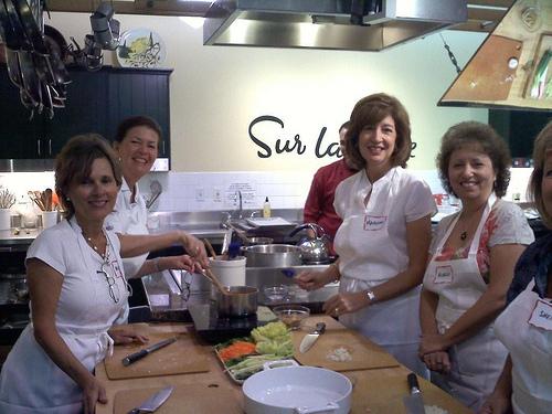 Sur La Table Cooking Class (2)