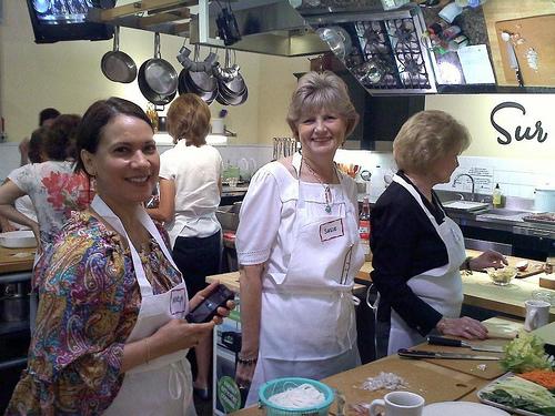 Sur La Table Cooking Class (3)