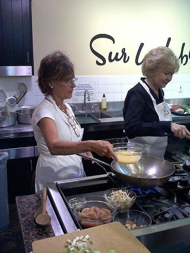 Sur La Table Cooking Class (9)
