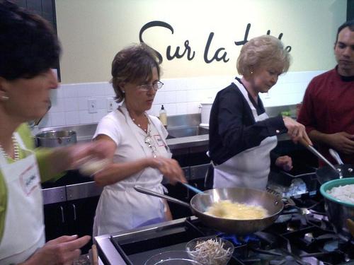 Sur La Table Cooking Class (10)