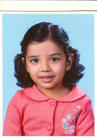 Baby Zoya Imran