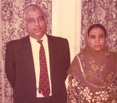 Iqbal Khan's Parents