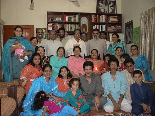 Family Photo on Eid Day