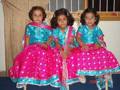 Aliza, Mariam, and Zoya