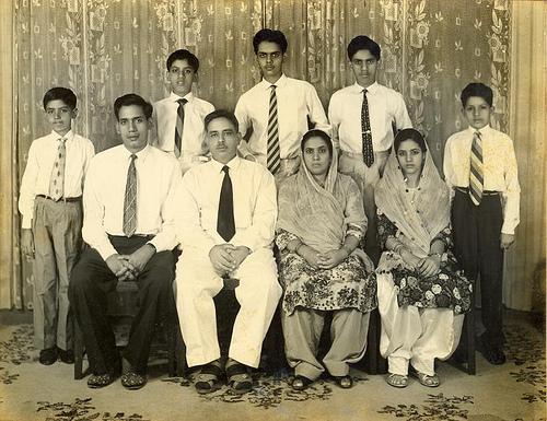 Family Photo - 1960