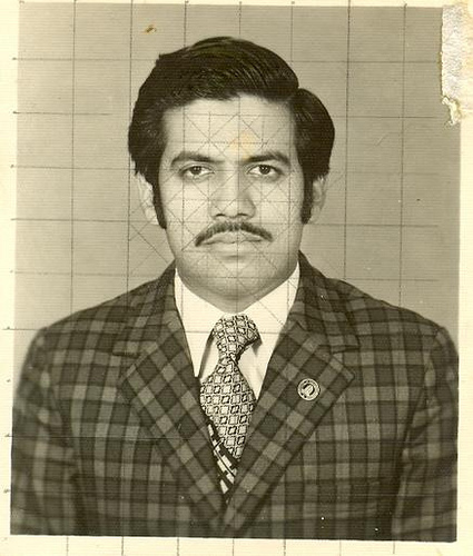 Iqbal Khan in 1969