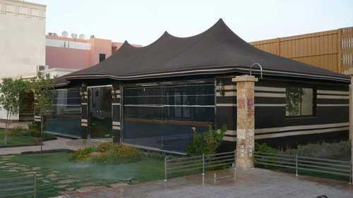 Saudi Luxury Tent  (1)