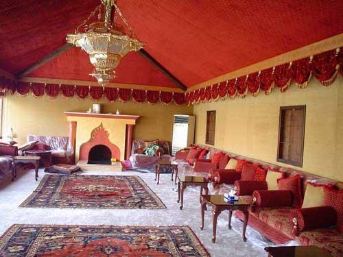 Saudi Luxury Tent  (9)