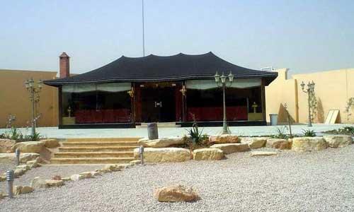 Saudi Luxury Tent  (2)