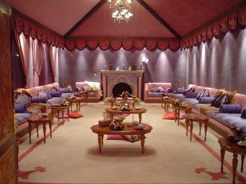 Saudi Luxury Tent  (5)
