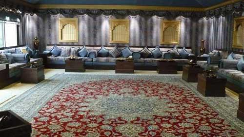 Saudi Luxury Tent  (7)