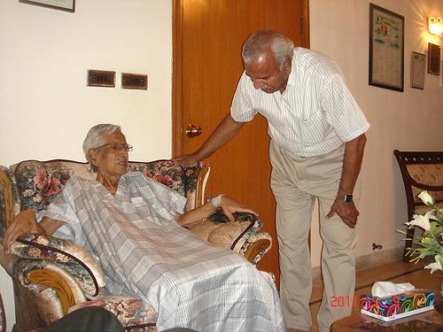 IA Chistey and Ghulam Qutubuddin Khan