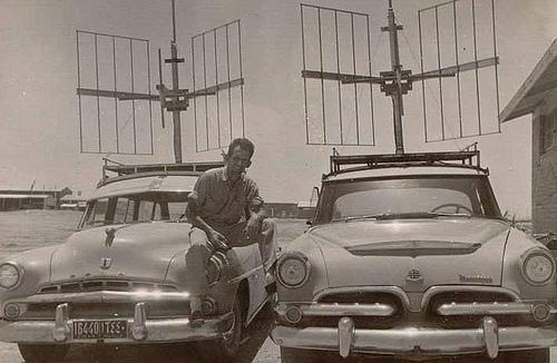 VHF Survey – 1956