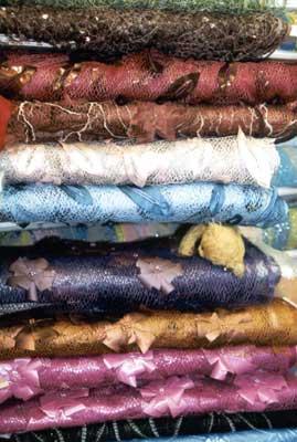 Checks Out Fabric