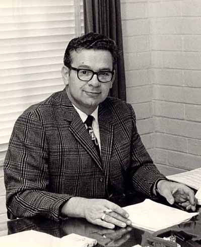 John J. Makkinje – 1972