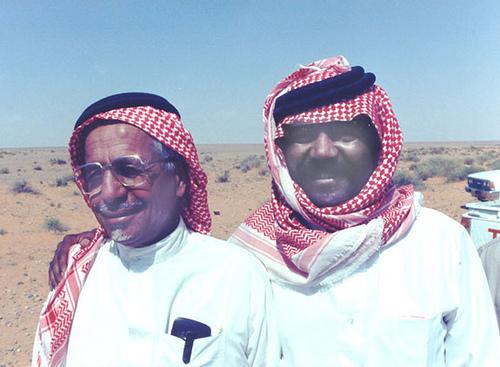 Dokhi Suleiman and Ghareeb Mutlaq – 1986
