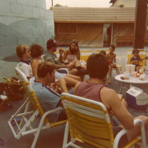 Abqaiq Pool - 1979