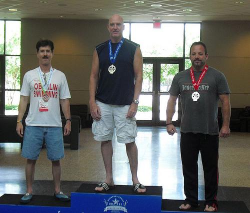 Fred Bobb Wins Bronze Medal