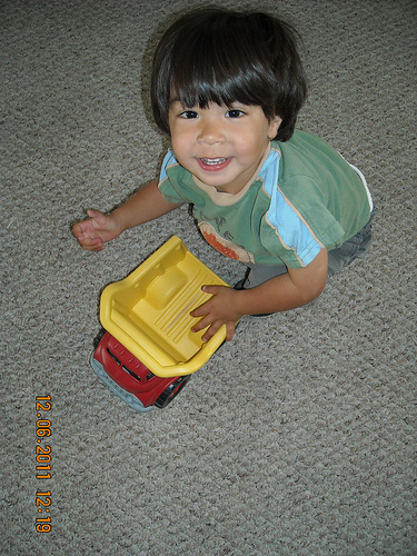 Joji and Truck
