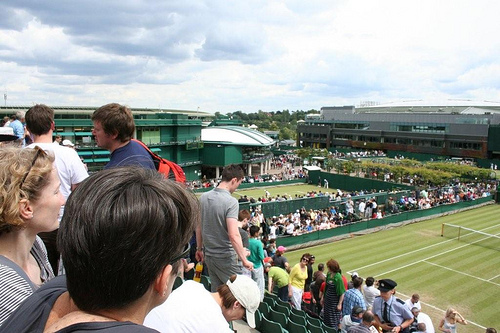 Wimbledon 2011 - Day Five (5)