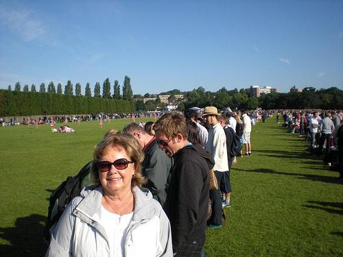 Sheila Stevens at Wimbledon (4)