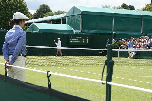 IWimbledon 2011 - Day Five