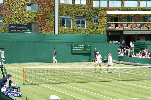 Wimbledon 2011 - Day Five (1)