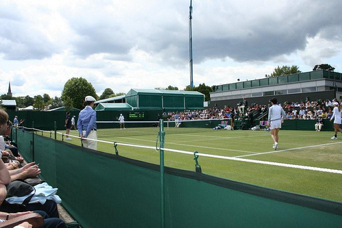 Wimbledon 2011 - Day Five (2)