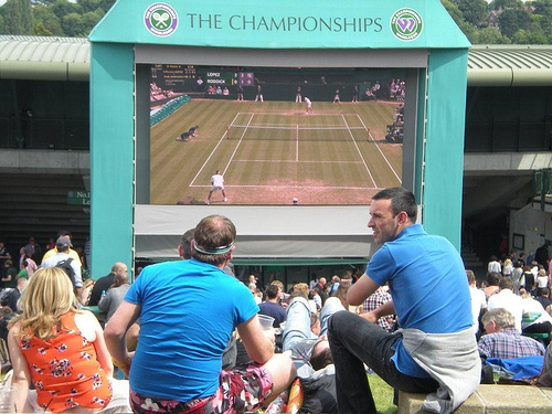 Wimbledon 2011 - Day Five (3)