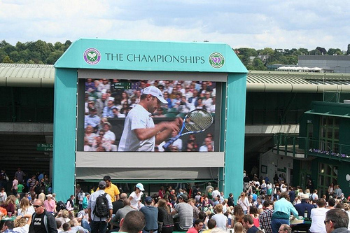 Wimbledon 2011 - Day Five (7)