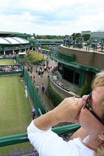 Sheila Stevens at Wimbledon (5)