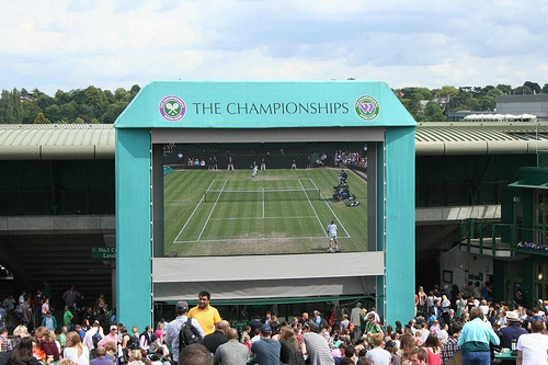 Wimbledon 2011 - Day Five (8)