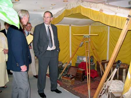 Exploration Tent