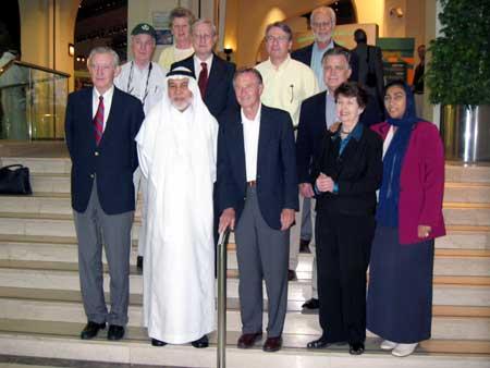 Memory Lane Tour Visiting Oil Exhibit