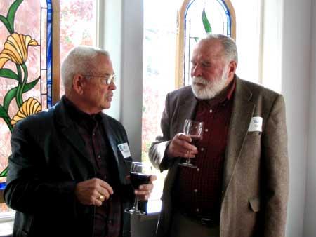 Phil Thorman and Bob Gaw