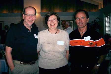 Fred and Jill Killgore, Jim Milliken
