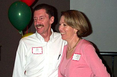 Tom and Julie (Johansson) Doody