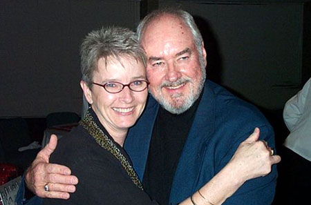 Kay Taylor and Jim Anthony